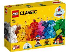 """Конструктор LEGO Classic 11008 """"Кубики и домики"""", 270 деталей"""