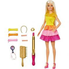 Кукла Barbie, в модном наряде с аксессуарами для волос