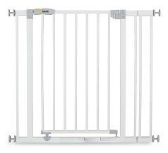 Ворота безопасности Hauck Open'n Stop White + доп. секция 9см