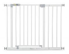 Ворота безопасности Hauck Open'n Stop White + доп. секция 21см
