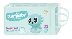 Подгузники-трусики детские Palmbaby Premium L, 9-14кг, 48шт.