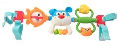 "Подвесная игрушка для коляски Infantino ""Крути и хватай"""