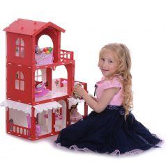 "Дом для кукол Krasatoys ""Николь"""