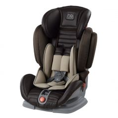 Детское автокресло Happy Baby Mustang, цвет Black, 9-36кг