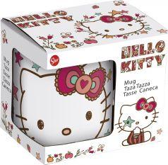 Кружка керамическая ND Play Hello Kitty в подарочной упаковке, 220мл