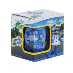 """Кружка ND Play """"Робокар Поли"""" в подарочной упаковке, 250мл"""