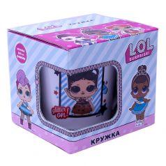 Кружка ND Play L.O.L. Surprise в подарочной упаковке, 250мл