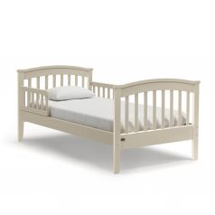 Подростковая кровать Nuovita Perla Lungo, слоновая кость