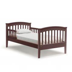 Подростковая кровать Nuovita Perla Lungo, махагон