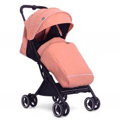Прогулочная коляска Nuovita Vero, оранжевая