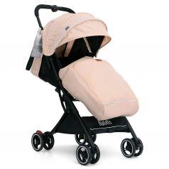 Прогулочная коляска Nuovita Vero, персиковая
