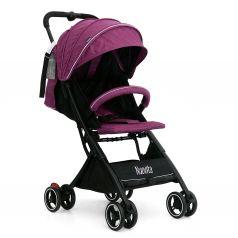 Прогулочная коляска Nuovita Vero, фиолетовая