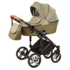 Детская коляска 2 в 1 Nuovita Carro Sport, аспарагус