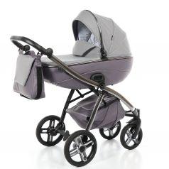 Детская коляска 2 в 1 Nuovita Intenso, фиолетовая