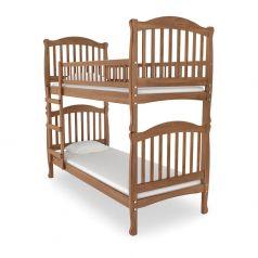 Двухъярусная кровать Nuovita Altezza Due Ciliegio, вишня