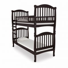 Двухъярусная кровать Nuovita Altezza Due Mogano, махагон