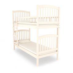 Двухъярусная кровать Nuovita Senso Due Avorio, слоновая кость
