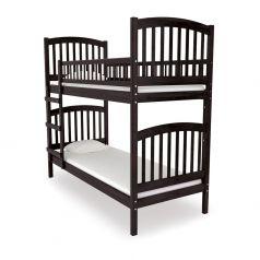 Двухъярусная кровать Nuovita Senso Due Mogano, махагон