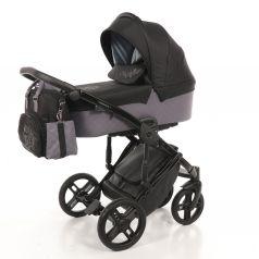 Детская коляска 2 в 1 Nuovita Diamante, фиолетовая