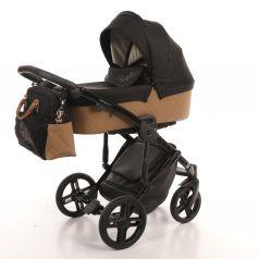 Детская коляска 2 в 1 Nuovita Diamante, коричневая