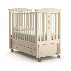 Детская кровать Nuovita Fasto Swing, слоновая кость