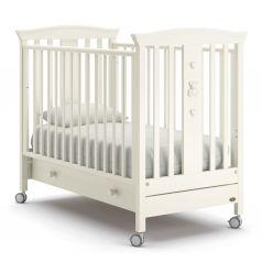 Детская кровать Nuovita Fasto, ваниль