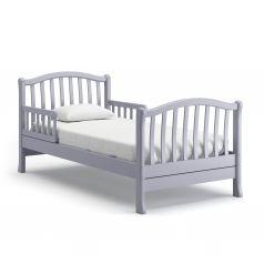Подростковая кровать Nuovita Destino, серая