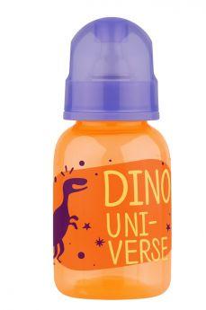 Бутылочка для кормления Lubby с силиконовой соской, 125мл