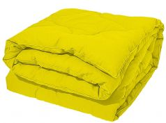 Одеяло Wow Миткаль 86309-1, 140х205см, желтое