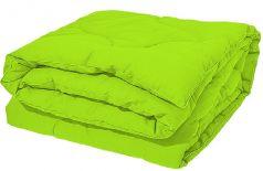 Одеяло Wow Миткаль 86111-9, 140х205см, салатовое