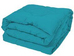 Одеяло Wow Миткаль 86301-8, 140х205см, морская волна