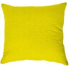 Подушка Wow Миткаль 86309-1, 70х70см, желтый