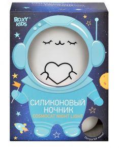Ночник Roxy Kids СosmoCat, силиконовый