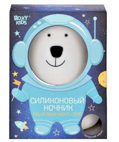 Ночник Roxy Kids Polar Bear, силиконовый