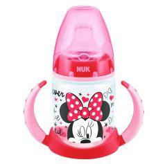 Бутылочка-поильник NUK Disney, красная, 150мл
