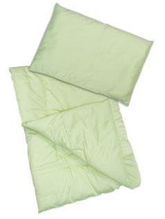 """Комплект Сонный Гномик """"Алоэ"""": одеяло и подушка"""