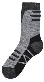 Носки OLDOS детские, черно-серые