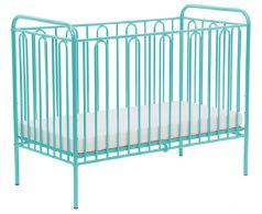 Кроватка детская Polini kids Vintage 110, металлическая (цвета в ассорт.)