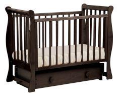 """Кровать детская Лель АБ 21.2 """"Лаванда"""", маятник поперечный (цвета в ассорт.)"""