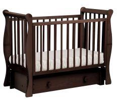 """Кровать детская Лель АБ 21 """"Лаванда"""", маятник универсальный (цвета в ассорт.)"""