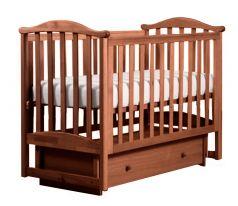 """Кровать детская Лель АБ 25.2. """"Виола"""", маятник поперечный (цвета в ассорт.)"""