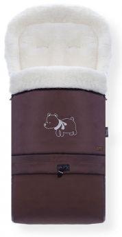 Конверт зимний меховой Nuovita Alaska Bianco (цвета в ассорт.)