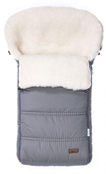 Конверт зимний меховой Nuovita Alpino Bianco (цвета в ассорт.)