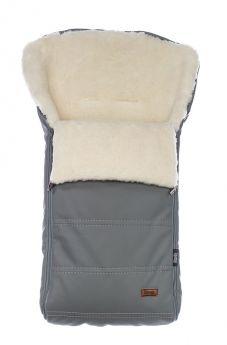 Конверт зимний меховой Nuovita Alpino Lux Bianco (цвета в ассорт.)