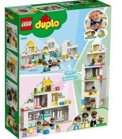 """Конструктор LEGO Duplo 10929 """"Модульный игрушечный дом"""", 129 деталей"""