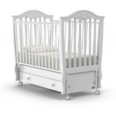 Детская кровать Nuovita Sorriso swing продольный (цвета в ассорт.)