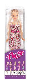 """Кукла ToysLab Ася """"А-стайл-2 """", 28см"""