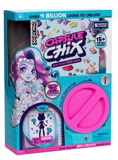 """Кукла Capsule Chix """"Ctrl+Alt-Магия"""""""