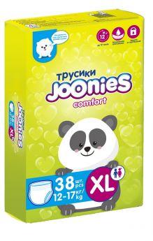 Подгузники-трусики Joonies Comfort, размер XL (12-17кг), 38шт.
