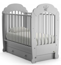 Детская кровать Nuovita Parte swing поперечный (цвета в ассорт.)